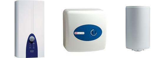 calentadores electricos de agua