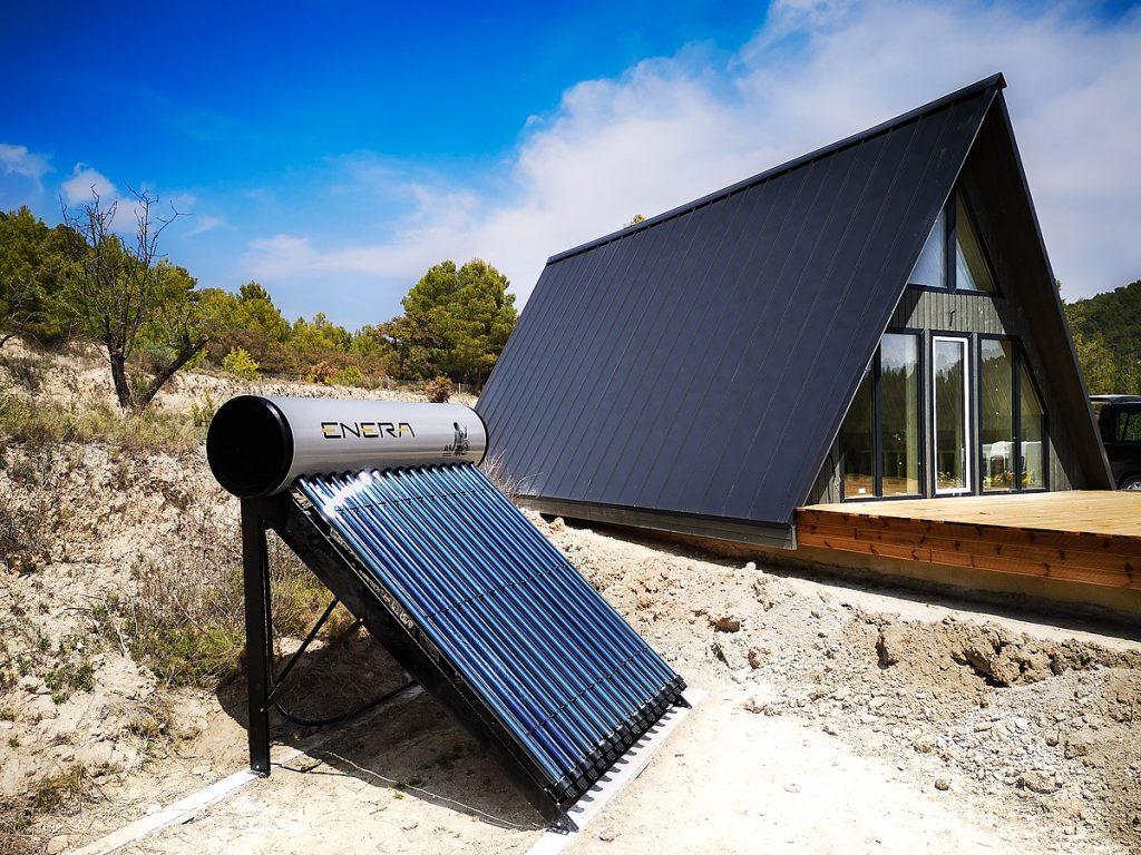 comprar calentador solar