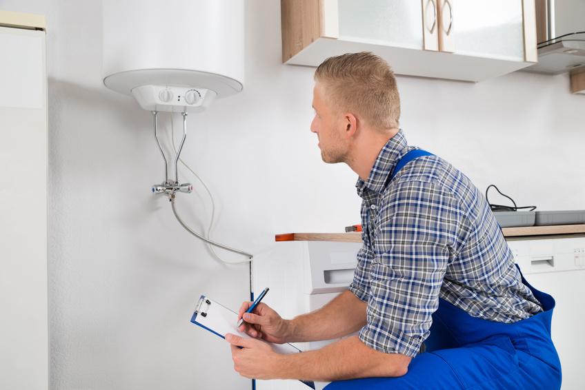 mantenimiento y limpeza de calentador