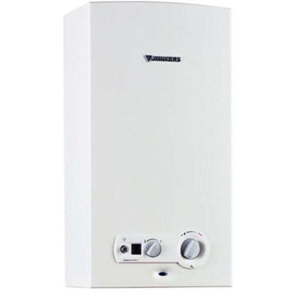modelo de calentador