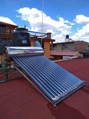 servicio de calentador solar