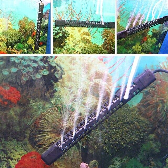 calentador de acuario sumergible