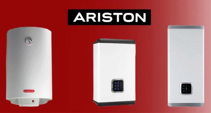 calentadores de agua marca ariston