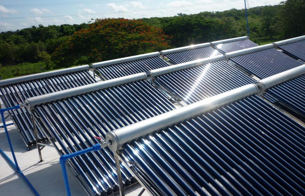 calentadores solares precios