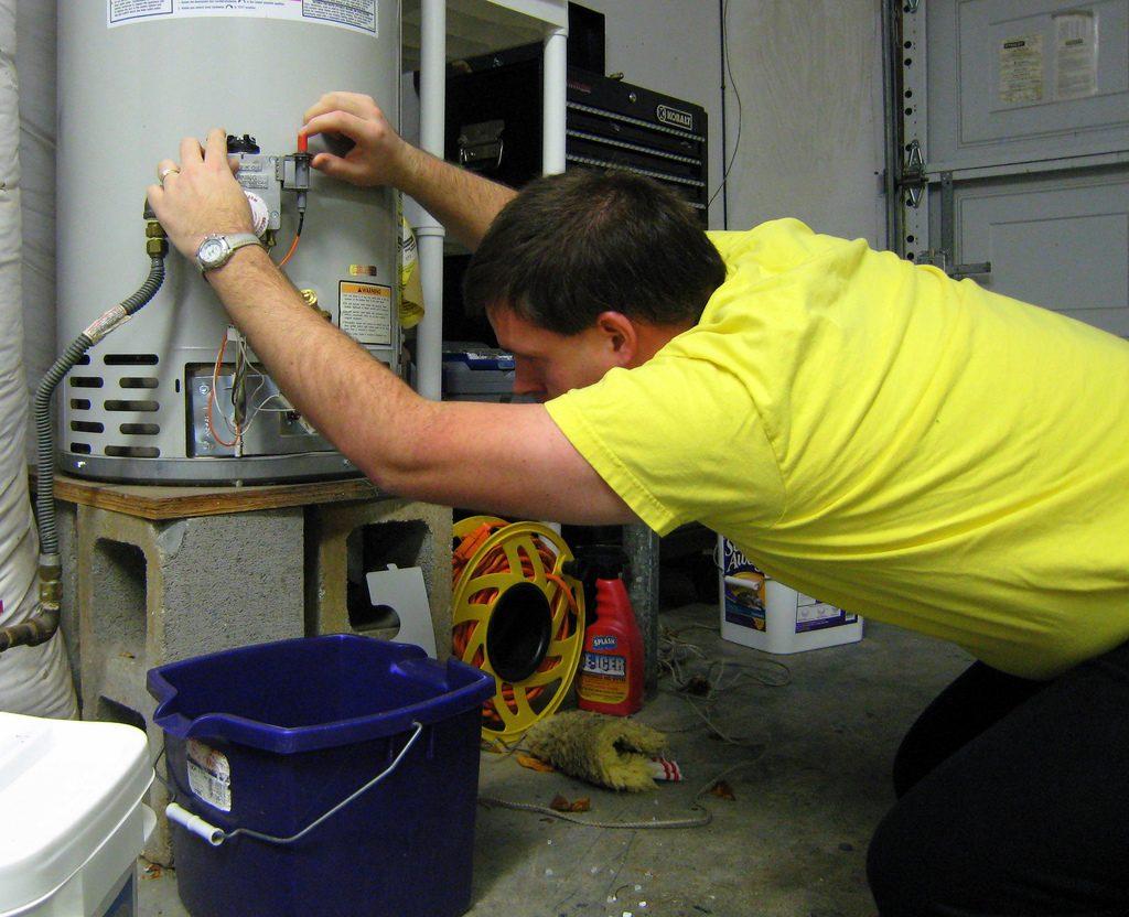 pasos para limpiar calentador ariston