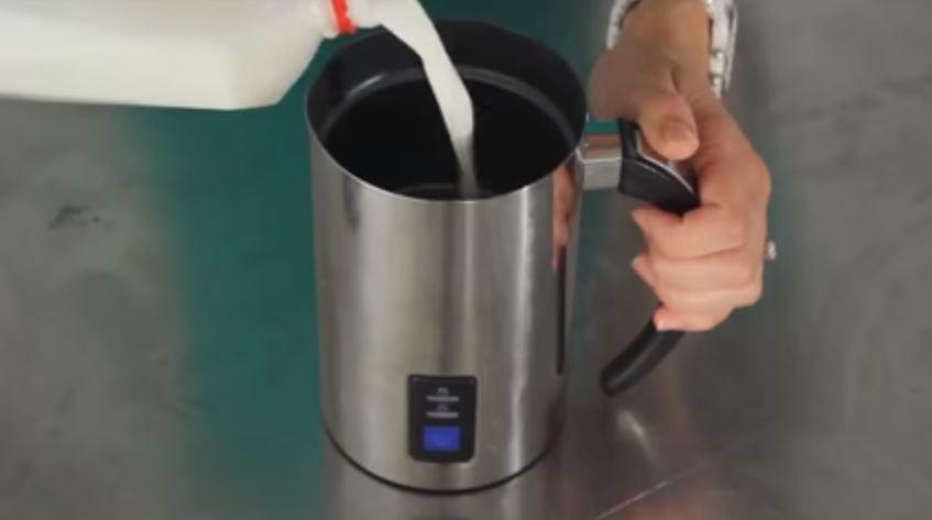 mejor hervidor de leche