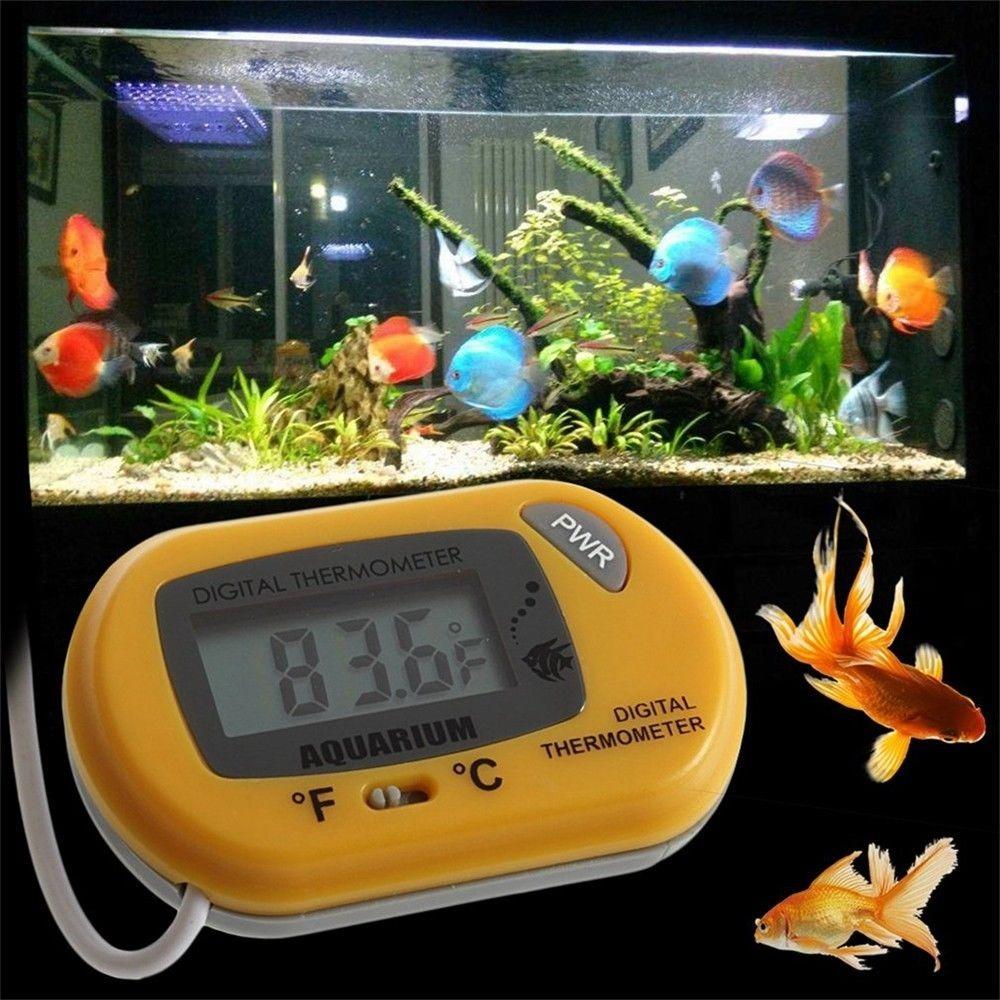 termometro de acuario